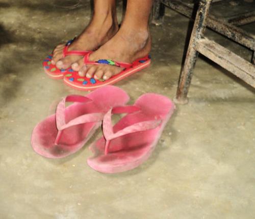 Old versus New flip flops