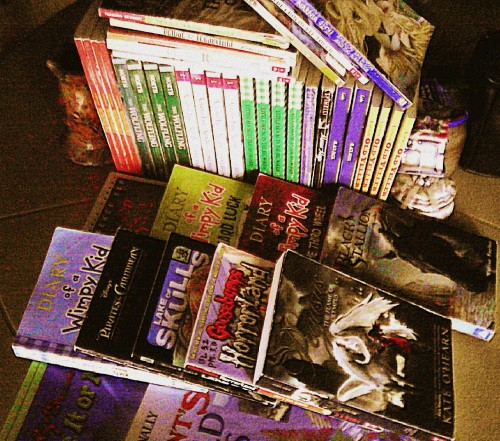 Books for San Rafael High School, Bicol, Philippines