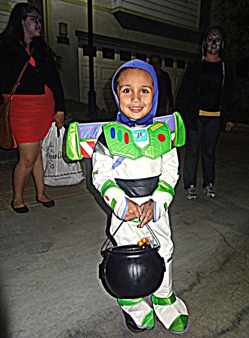 Halloween 2014 Buzz, Toy Story